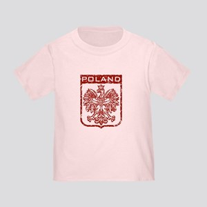 Poland Toddler T-Shirt