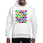 Tag It! Hooded Sweatshirt
