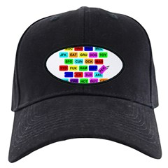 Tag It! Baseball Hat
