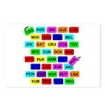 Tag It! Postcards (Package of 8)