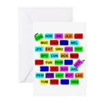 Tag It! Greeting Cards (Pk of 10)