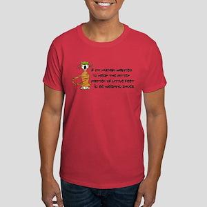 Child-Free Kitty Cat Dark T-Shirt