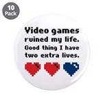 Video Games Ruined My Life. 3.5