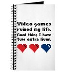 Video Games Ruined My Life. Journal