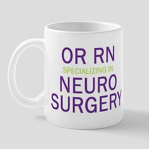 OR RN Neuro Mug