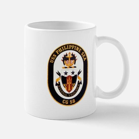 USS Philippine Sea CG-58 Mug