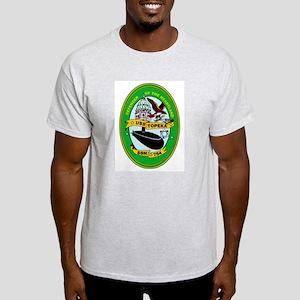 USS Topeka SSN-754 Light T-Shirt