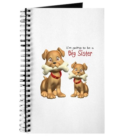 Dogs Big Sister Journal