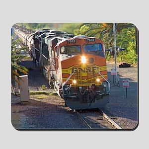 Unit Train Mousepad