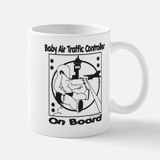Cute Kids aviation Mug
