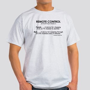 Meaning of Remote Control Light T-Shirt