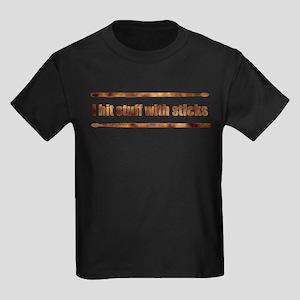 Drum Stick Kids Dark T-Shirt