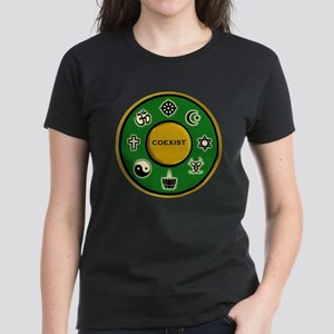 Coexist Women's Dark T-Shirt
