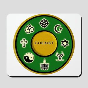 Coexist Mousepad