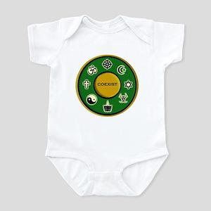 Coexist Infant Bodysuit