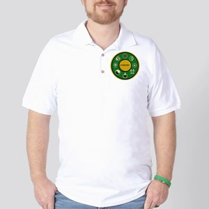 Coexist Golf Shirt