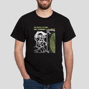 crazy atc 4 black T-Shirt