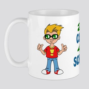 2 COOL 4 SCHOOL Mug