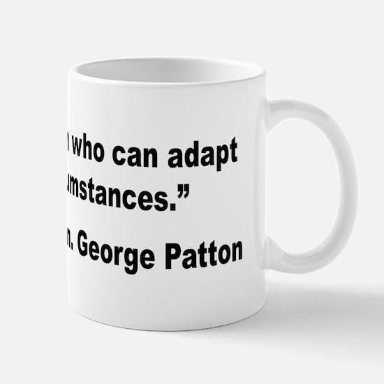 Patton Leader Quote Mug