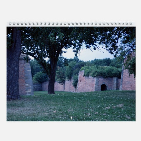 The Terezin Former Concentrat Wall Calendar