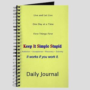 AA KISS Journal