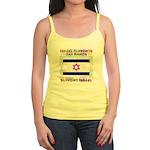 Gay Israel Jr. Spaghetti Tank