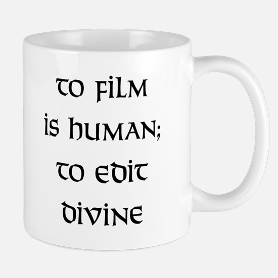 To edit divine Mug