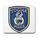 Togiak Police Mousepad