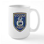 Togiak Police Large Mug