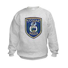 Togiak Police Sweatshirt