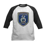 Togiak Police Kids Baseball Jersey
