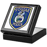 Togiak Police Keepsake Box
