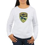 Bear Valley Police Women's Long Sleeve T-Shirt