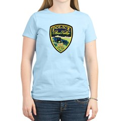 Bear Valley Police Women's Light T-Shirt