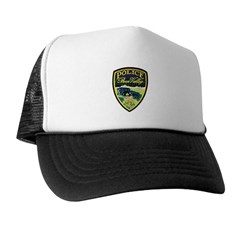 Bear Valley Police Trucker Hat