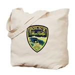Bear Valley Police Tote Bag