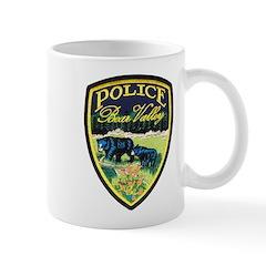 Bear Valley Police Mug