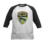 Bear Valley Police Kids Baseball Jersey