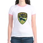 Bear Valley Police Jr. Ringer T-Shirt
