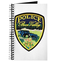 Bear Valley Police Journal