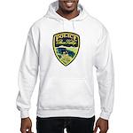 Bear Valley Police Hooded Sweatshirt