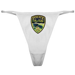 Bear Valley Police Classic Thong