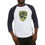 Bear Valley Police Baseball Jersey