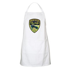 Bear Valley Police BBQ Apron
