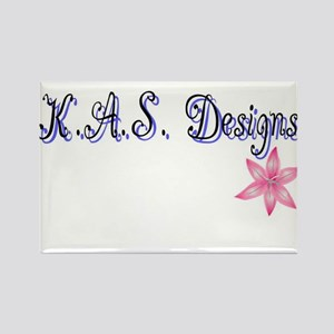 K.A.S. Designs Rectangle Magnet