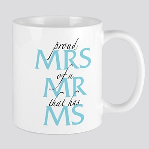 MS Awareness for her Mug