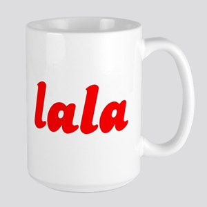 lala Large Mug