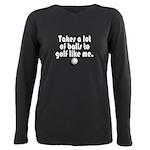 Golf Balls T-Shirt
