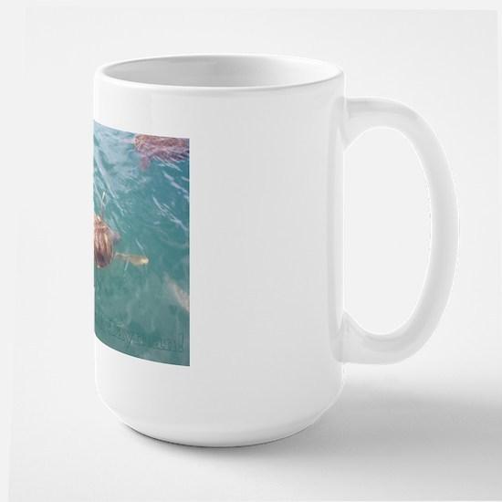 Greetings from Grand Cayman Large Mug
