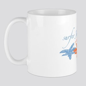 "Surfer Johnnie's ""Three Palm"" Logo Mug M"